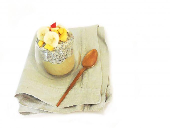 porridge-banane-agar-agar
